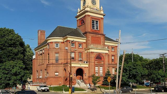 Cumberland, RI Town Hall