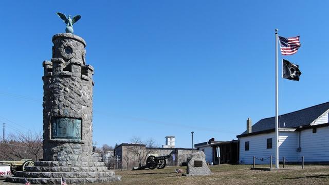 War Memorial Park, West Warwick, Rhode Island
