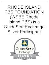 Rhode Island PBS Foundation is a GuideStar Exchange Silver Participant