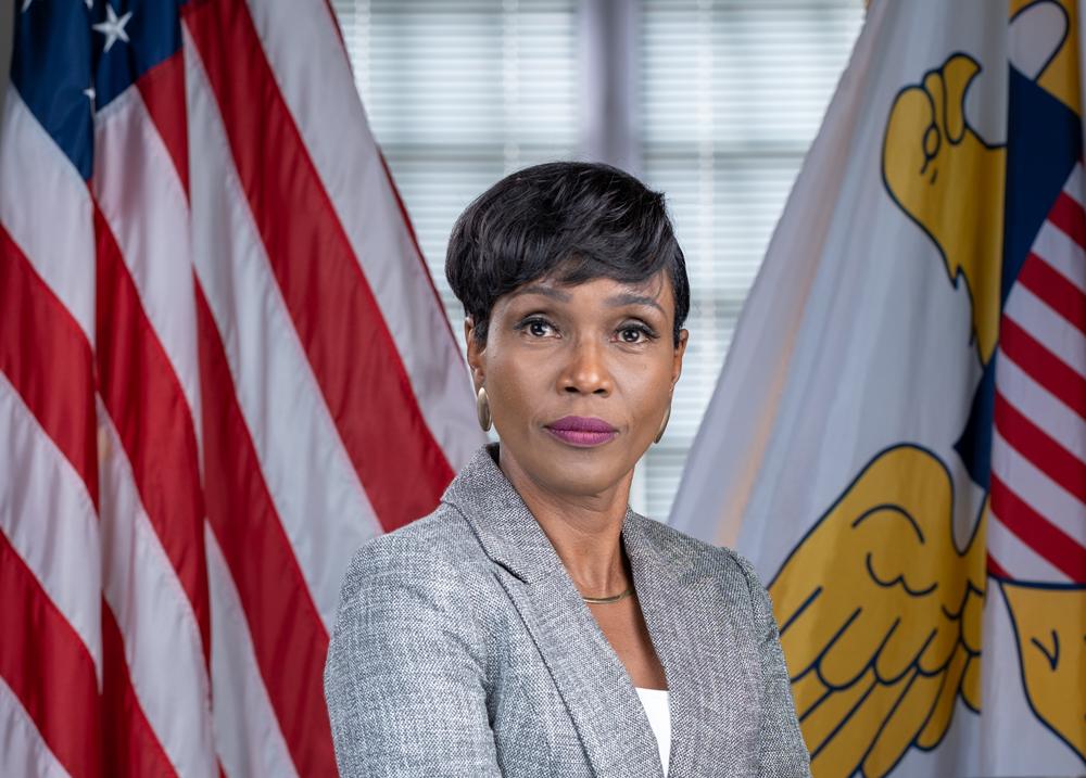 Attorney General Denise George