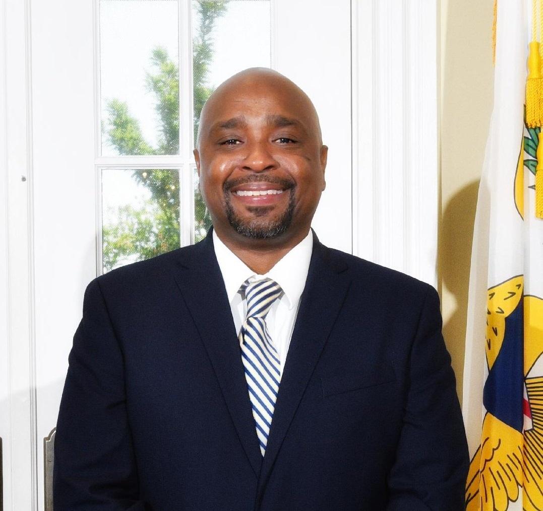 Commissioner Derek Gabriel