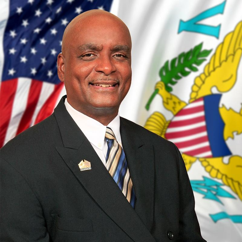 Senator Dwayne M. DeGraff