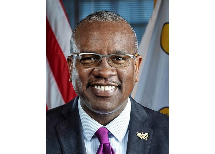Governor Albert Bryan Jr.