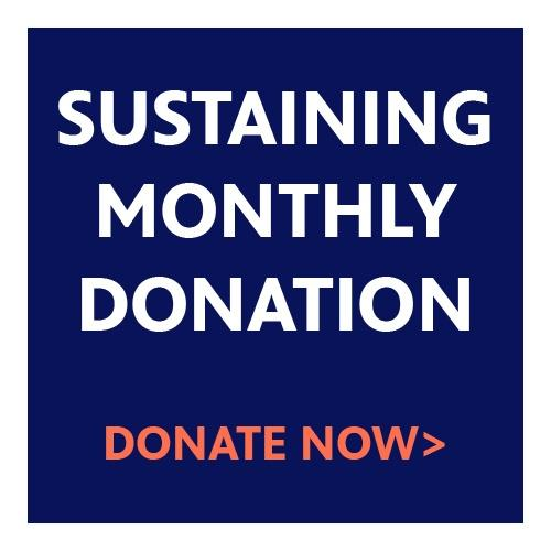 Sustaining Monthly Donation