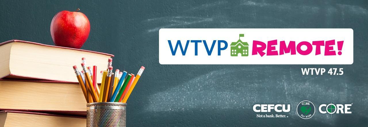 WTVP | Remote, WTVP 47.5