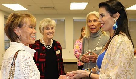 Julie Taboulie Event: Julie Jenkins, Sally Snyder, Polly Barton, & Julie Taboulie
