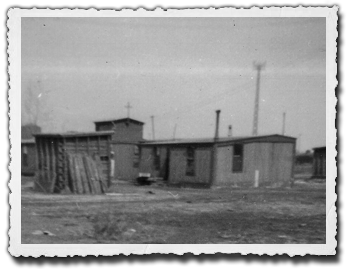 Boxcar homes at Davis Camp