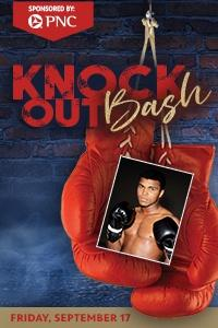 Knock Out Bash, Friday, September 17