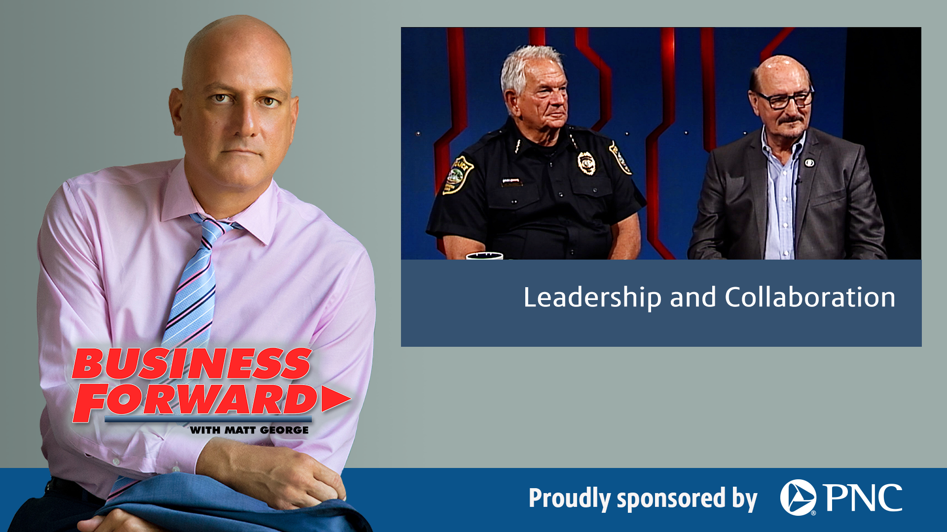 Business Forward with Matt George | Leadership and Collaboration