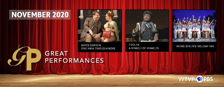 Great Performances - November 2020