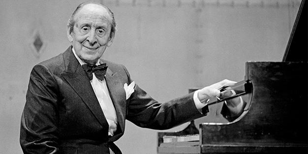 legendary pianist Vladimir Horowitz