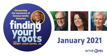 Finding Your Roots - January 2021