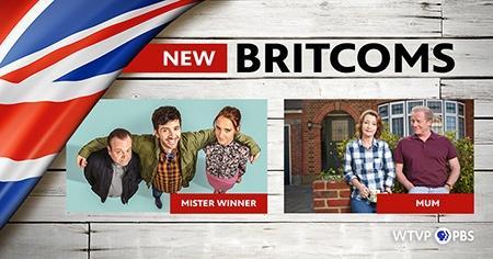 New Britcoms | Mister Winner | Mum