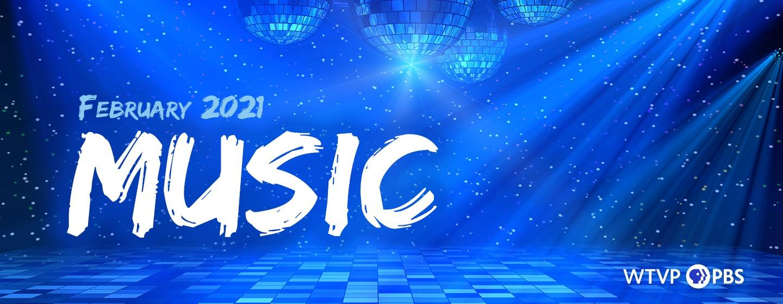 Blue Disco Floor |February 2021 Music