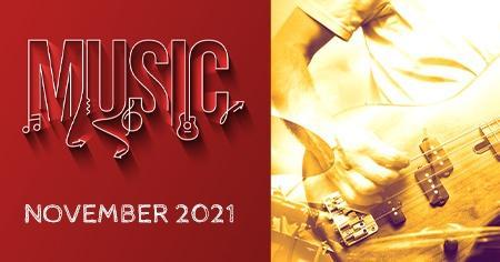 Music | November 2021