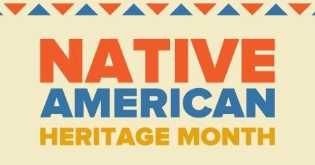 Native American Heritage Programming