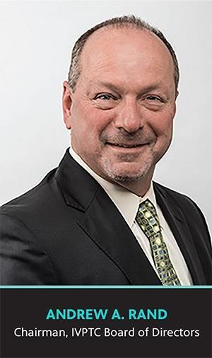 Andrew Rand, Chairman, IVPTC Board of Directors
