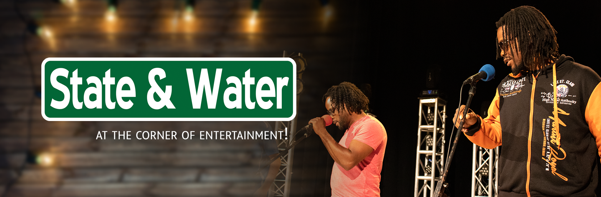 State & Water: Warith and M.C.