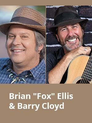 """Storytellers - Brian """"Fox"""" Ellis & Barry Cloyd"""