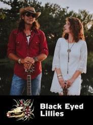 Black Eyed Lillies