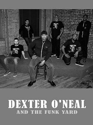 Dextor O'Neal and the Funk Yard (11/01/2019)