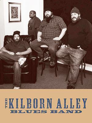 The Kilborn Alley Blues Band (10/17/2019)