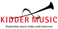 logo: Kidder Music