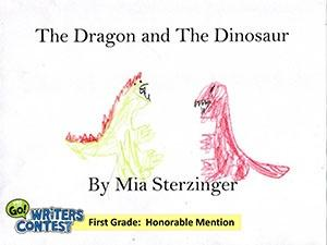 """First Grade: """"The Dragon and the Dinosaur"""""""