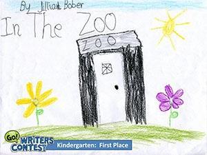 """Kindergarten: """"In the Zoo"""""""