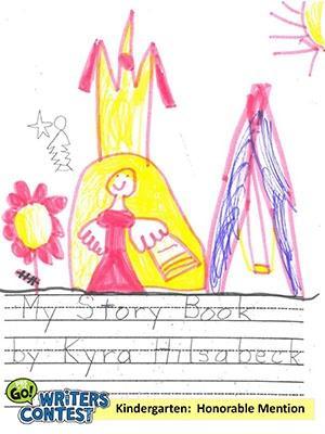"""Kindergarten: """"My Story Book"""""""