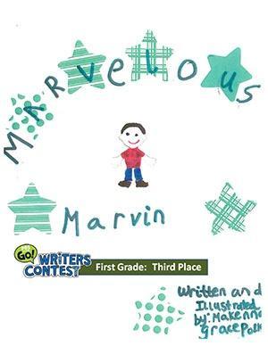 "First Grade: ""Marvelous Marvin"""