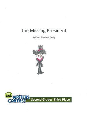 """Second Grade: """"The Missing President"""""""