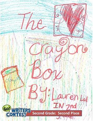 """Second Grade: """"The Crayon Box"""""""