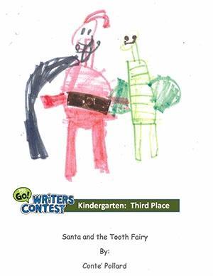"""Kindergarten: """"Santa & the Tooth Fairy"""""""