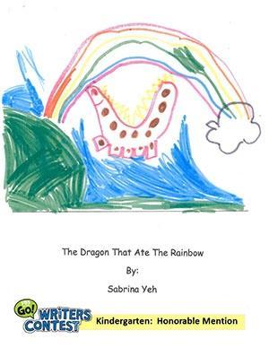 "Kindergarten: ""The Dragon that Ate the Rainbow"""