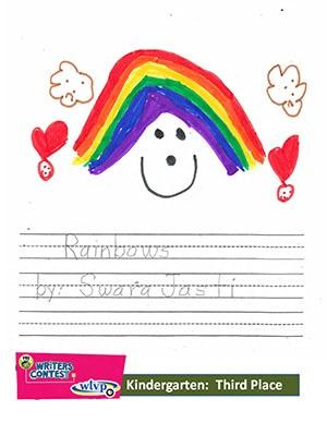 "Kindergarten: ""Rainbows"""