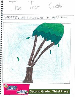 """Second Grade: """"The Tree Cutter"""""""