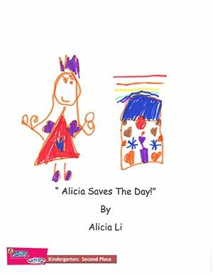 "Kindergarten: ""Alicia Saves the Day"""