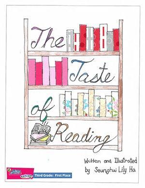 "Third Grade: ""The Taste of Reading"""