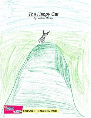 """First Grade: """"The Happy Cat"""""""