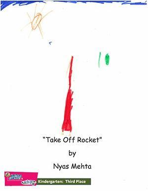 "Kindergarten: ""Take Off Rocket"""