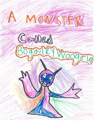 "First Grade: ""Boogaley Woogaley"""