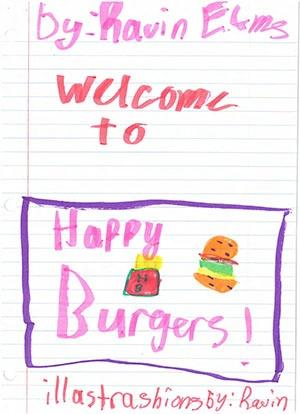 "Third Grade: ""Welcome to Happy Burgers!"""