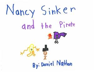 "First Grade: ""Nancy Sinker and the Pirate"""