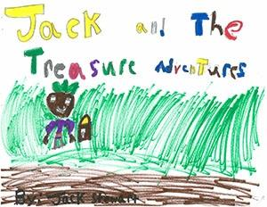 "First Grade: ""Jack and the Treasure Adventures"""