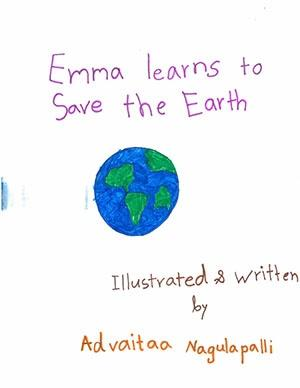 "First Grade: ""Emma Learns to Save the Earth"""
