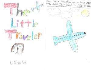 "First Grade: ""The Little Traveler"""