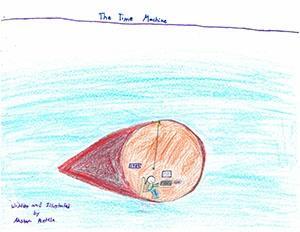 "Second Grade: ""The Time Machine"""