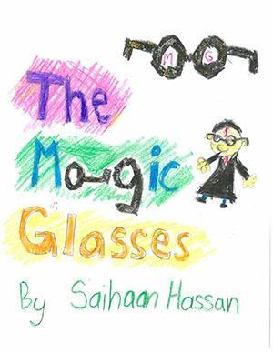 "First Grade: ""The Magic Glasses"""