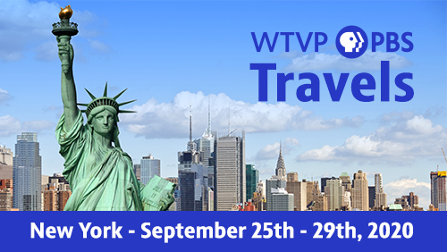 WTVP Travels - New York - September 25th - 29th 2020